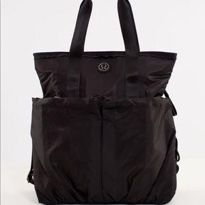 Amazing Lululemon Yoga and Flow Bag
